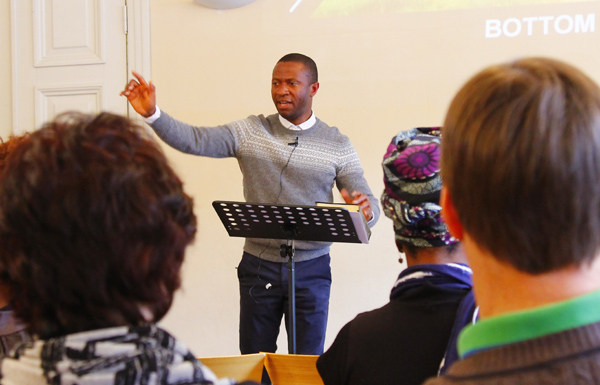 NewHope Church Espoo Service